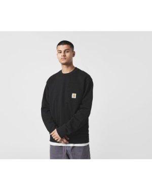 Carhartt WIP Pocket Sweatshirt, Black