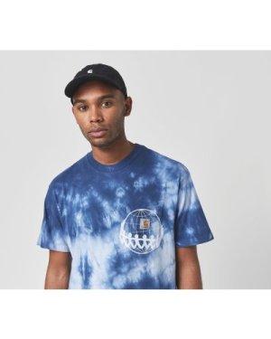Carhartt WIP Joint Tie Dye T-Shirt, Blue