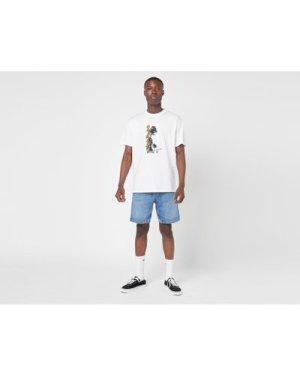 Carhartt WIP Newel Shorts, Blue/BLUE