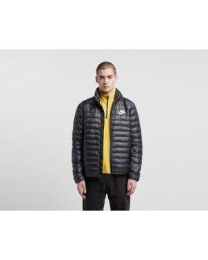 Nike Sportswear Synthetic-Fill Jacket, Black/White
