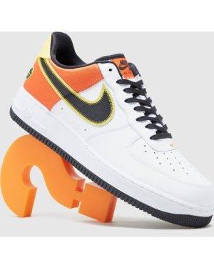 Nike Air Force 1 '07 LV8 'Raygun', White/Orange