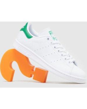 adidas Originals Stan Smith Vegan Women's, White/Green