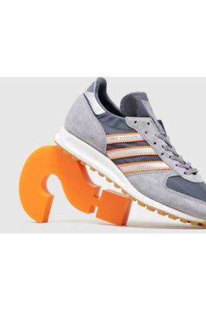 adidas Originals TRX Runner - size? Exclusive Women's, Grey/White