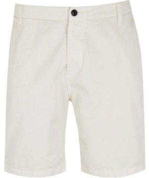 Albam Hartfield White Shorts