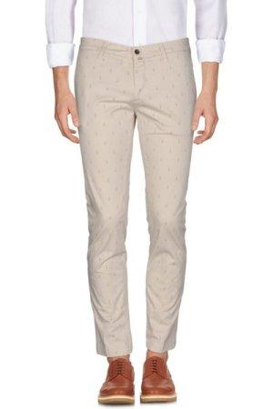 Briglia 1949 Beige Cotton Chino Trousers