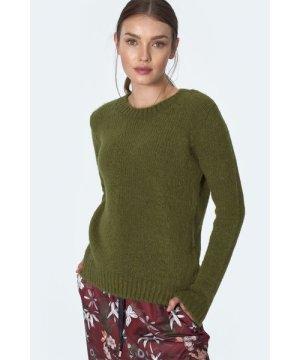 Nife Classic green sweater