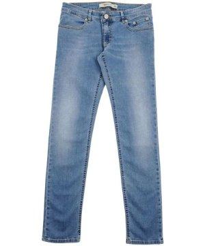 Siviglia DENIM Blue Girl Cotton