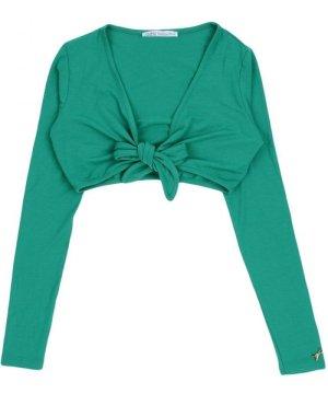 Patrizia Pepe KNITWEAR Emerald green Girl Viscose