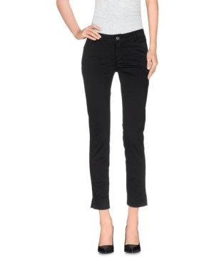 Liu Jo Black Cotton Trousers