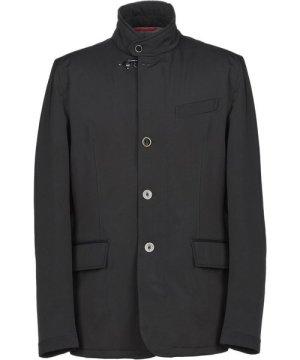 Fay Black Techno Fabric Jacket