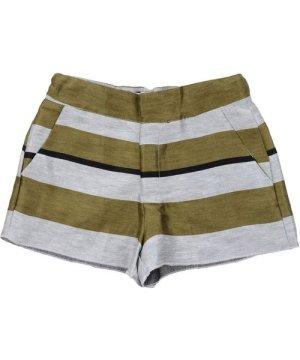 Jijil TROUSERS Jolie Military green Girl Linen