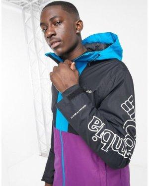 Columbia Timberturner jacket in purple