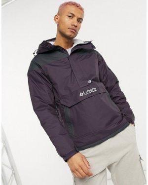 Columbia Challenger Pullover jacket in purple