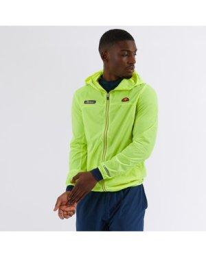 Sortoni Hooded Jacket Neon Yellow