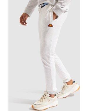 Mano Jog Pants White Marl