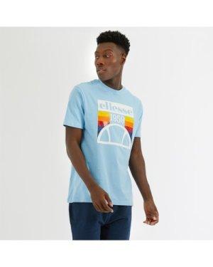 Pirozzi T-Shirt Light Blue