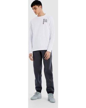 Wood Wood x ellesse Pattoli Long-Sleeved T-Shirt