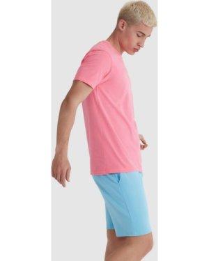 Cuba T-Shirt Neon Pink