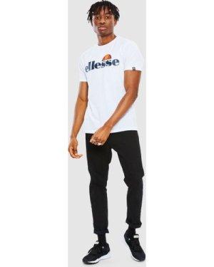 Small Logo Prado T-Shirt White