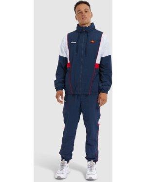 Seriate Track Jacket Navy