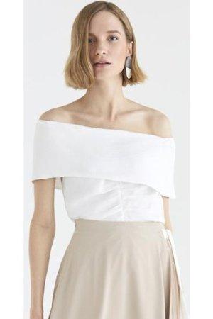 Mayfair bardot blouse