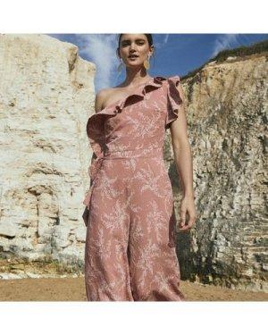Hera print jumpsuit