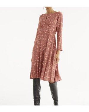 Chicago print dress