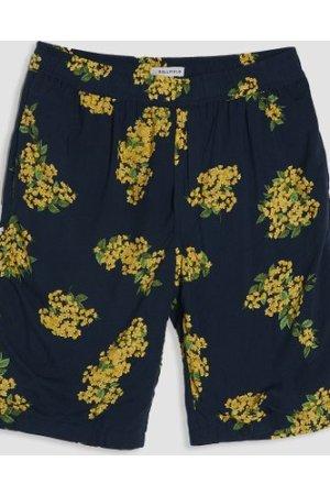 Bellfield Assam Mens Shorts | Navy, Medium