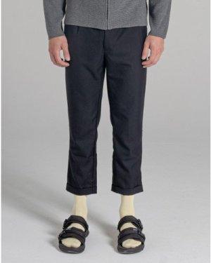 Bellfield Peli Men's Trousers   Black, 34 Inch Waist