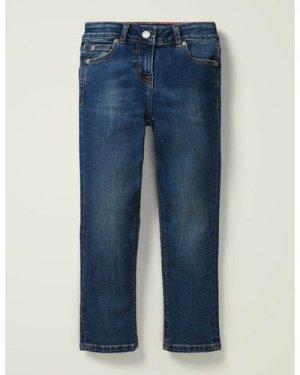 Adventure-Flex Slim Fit Jeans Denim Girls Boden, Denim