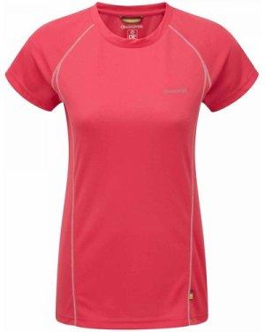 Vitalise Base T-Shirt Electric Pink