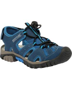 Deckside Junior sandal Blue Wing