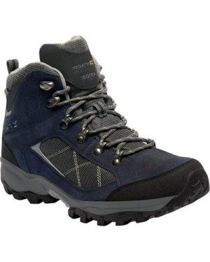 Clydebank Hiking Boot Navy Briar