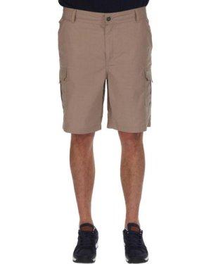 Men's Delph Shorts Nutmeg Cream