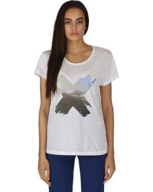 Poised T-Shirt White