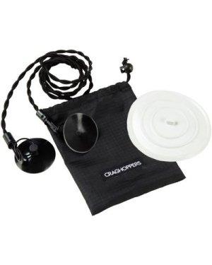 Craghoppers Washline & Sink Plug Kit - Black