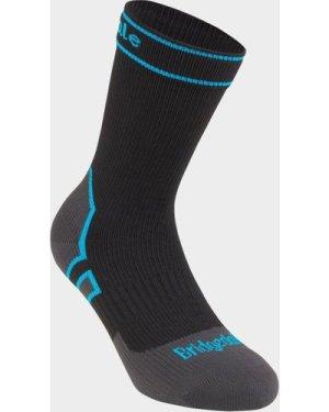 Bridgedale Stormsock Midweight Sock, Black/BLK
