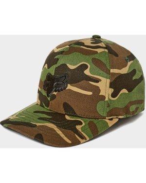 Fox Men's Legacy Flex Cap, Khaki/Khaki