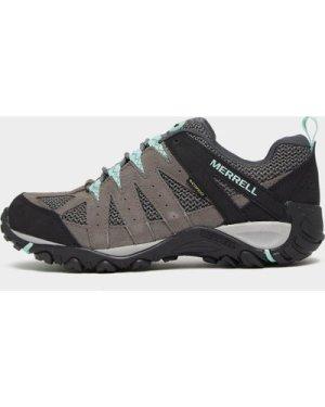 Merrell Women's Accentor 2 Walking Shoe, Grey/WP