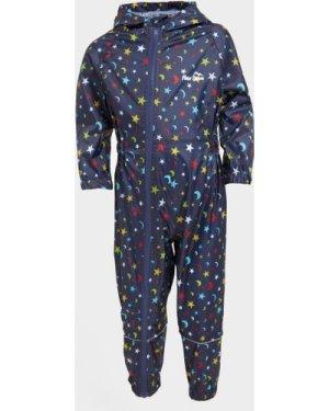 Peter Storm Kids' Waterproof Suit, Navy/NVY