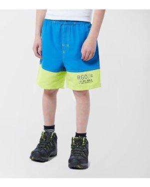 Regatta Kids' Shaul II Swim Shorts, Blue/MBL