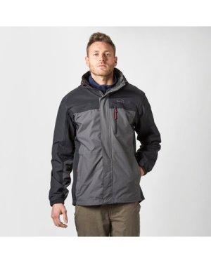 Peter Storm Men's Pennine Waterproof Jacket, Black