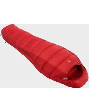 Vango Sennen 250 Sleeping Bag, RED/RED