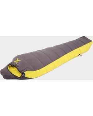 OEX Fathom EV 300 Sleeping Bag, Yellow/Black