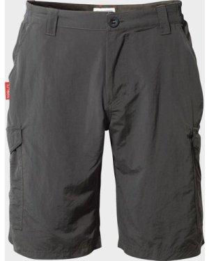 Craghoppers NosiLife Men's Cargo Shorts, Black/SHORTS