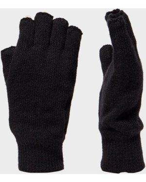 Peter Storm Women's Thinsulate Fingerless Gloves, Black/BLK