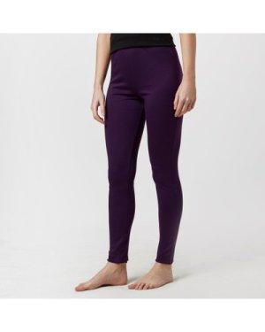 Peter Storm Women's Thermal Baselayer Pants, Purple/PURPLE