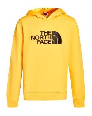 The North Face Kids' Drew Peak Hoodie - Yellow/Yel, Yellow/YEL