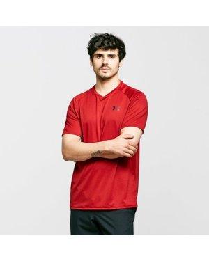 Under Armour Men's Ua Tech 2.0 Novelty T-Shirt - Red, Red