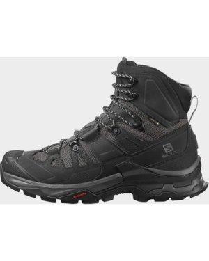 Salomon Men's Quest 4 4D Gore-Tex Hiking Boot - Black/Blk, Black/BLK